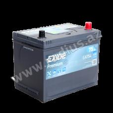 Premium Carbon EA754 - 75AH/630